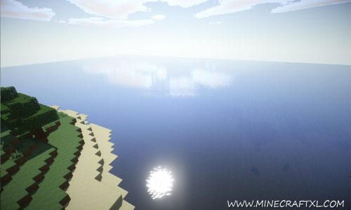 GLSL Shaders Mod for Minecraft 1.7/1.6