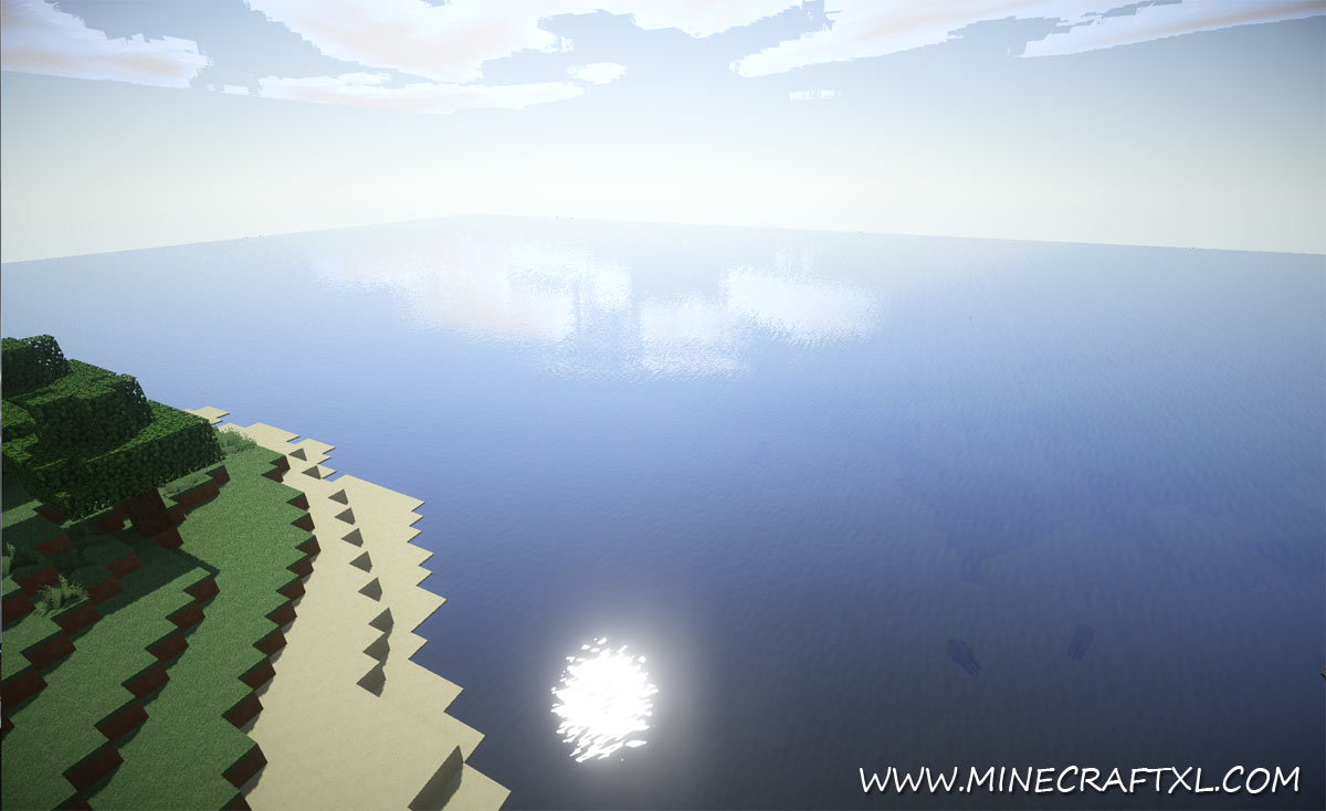 GLSL Shaders Mod Download for Minecraft 1 7/1 6