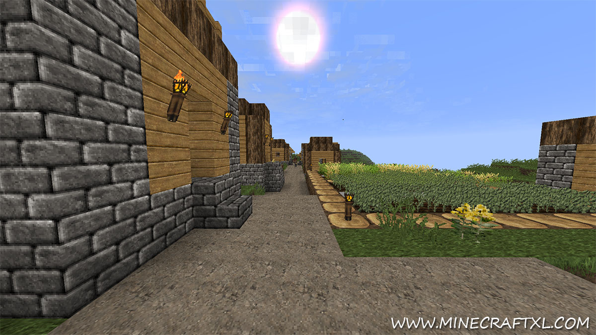 Misa's Realistic Texture Pack Download for Minecraft 1.6.4 ...