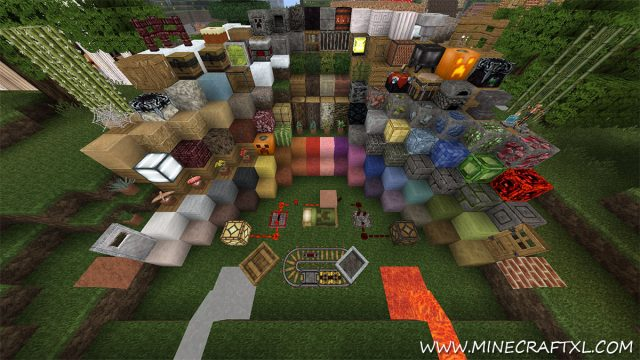 Misa's Realistic Texture Pack Download for Minecraft 1.6.4/1.6.2
