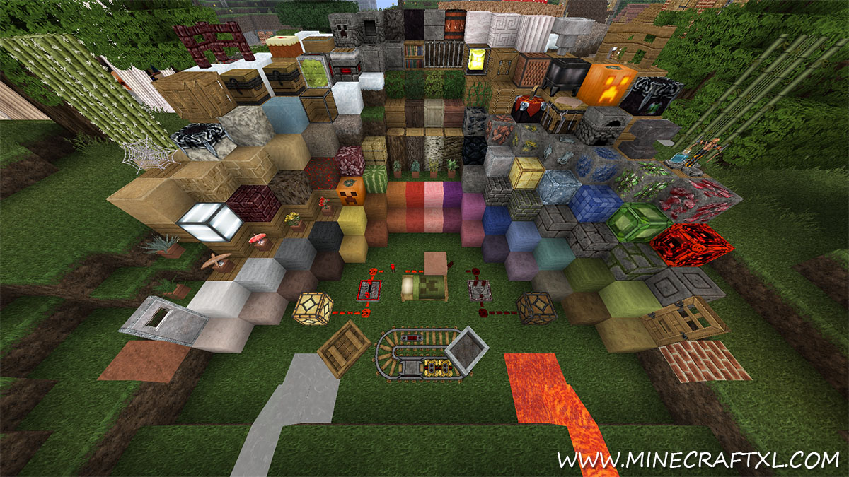 Misa's Realistic Texture Pack Download for Minecraft 1 6 4/1 6 2