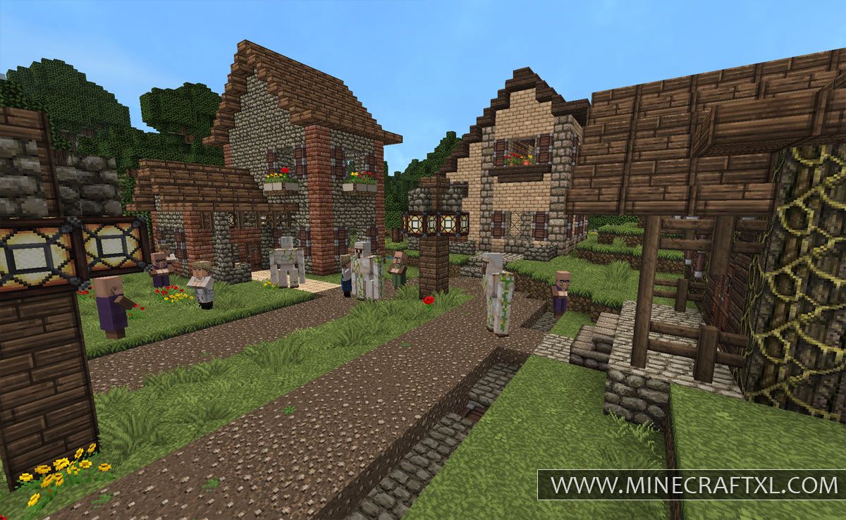 Related to John Smith Legacy Resource and Texture Pack for Minecraft