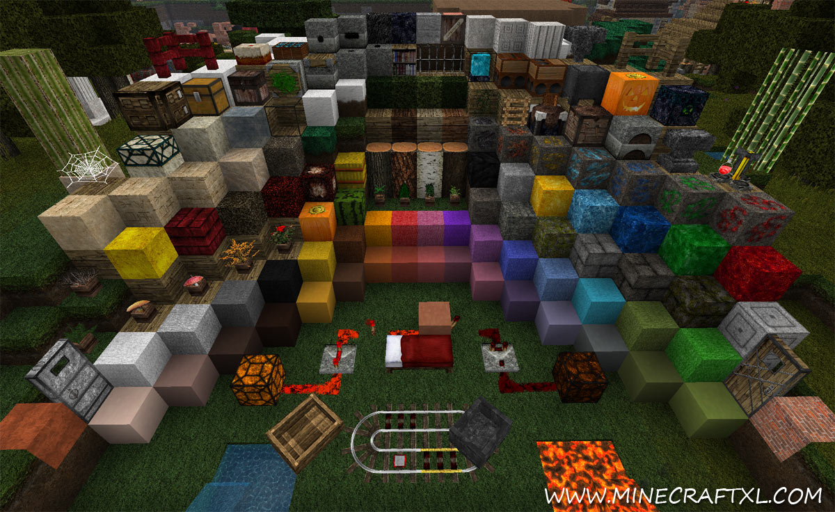 Minecraft resource pack 188 - 23