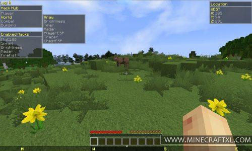 Mash Hacked Minecraft 1.6.2 Client (w/ OptiFine)