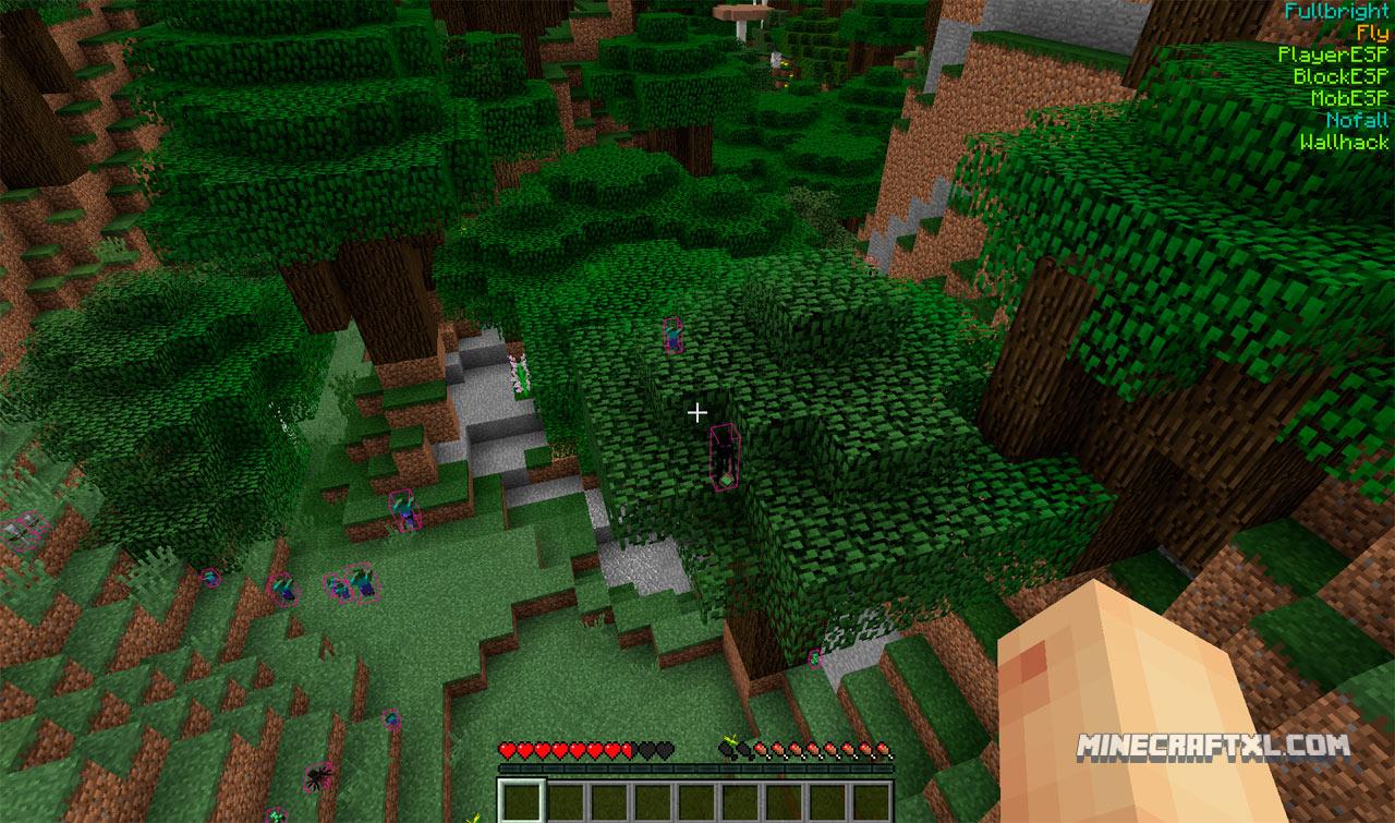 Matix Minecraft Hack | Download for Minecraft 1 9