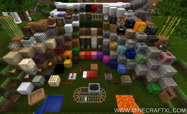 MeineKraft Honeyball Showcase
