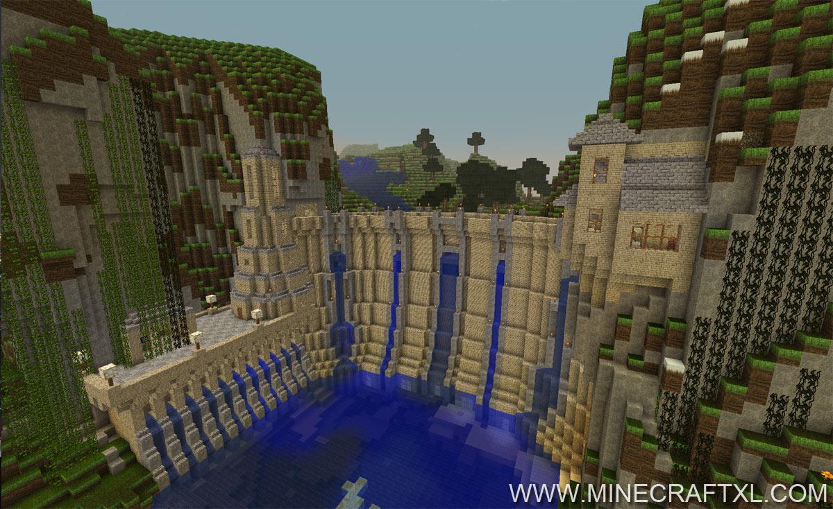 MeineKraft Honeyball Texture/Resource Pack Download for Minecraft 1.7/1.6