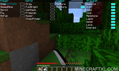 minecraft hacked client for mac 1.6.2
