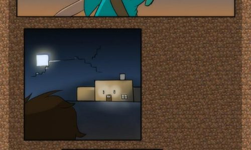 Minecraft Comic - The awekening