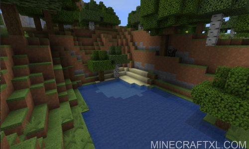 Minecraft Enhanced Resource Pack for Minecraft 1.7/1.6