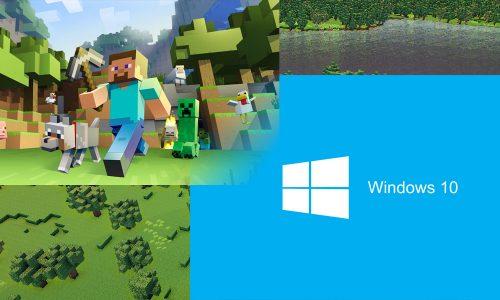 Minecraft Free for Windows 10