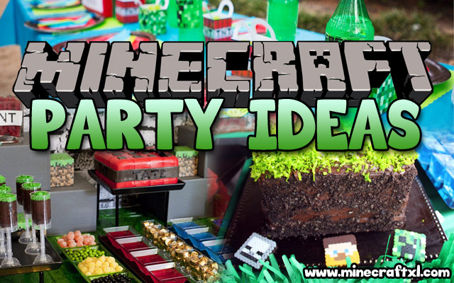 crafting party ideas the best minecraft ideas for the ultimate minecraft 1740