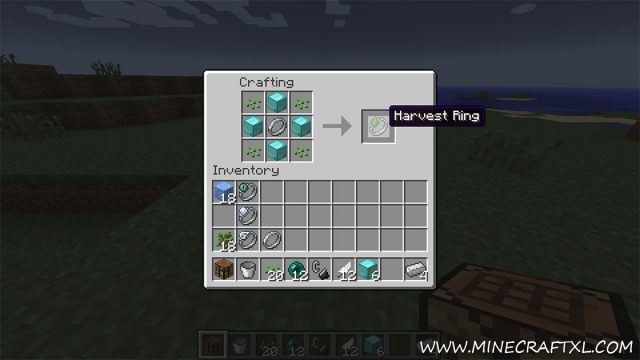 Rings of Power Mod for Minecraft