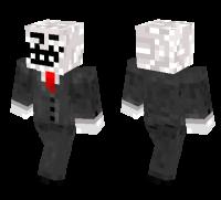 Trollface skin