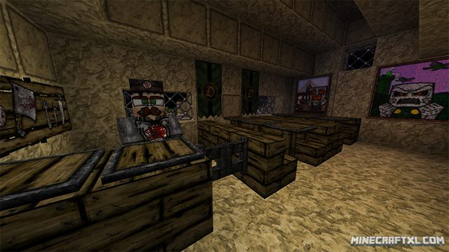 vonDoomCraft Resource Pack