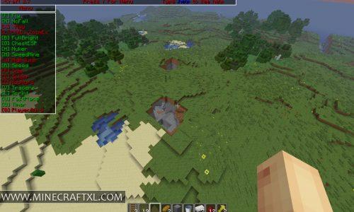 xCraft 2.7 Minecraft 1.6.2 Hacked Client